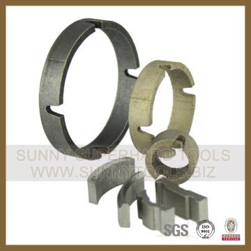 Crown Diamond Tools of Core Driil Bit with Segment