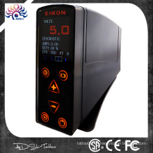 Nueva llegada Maser Digital pantalla táctil máquina de tatuaje fuente de alimentación