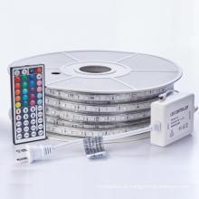 Tira de luz LED RGB flexible SMD5050 110-120V