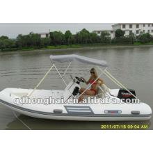 bateau gonflable rigide de rigide RIB470C 4,7 m