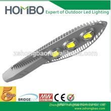 Design patente 3 anos de garantia 100w 120w poder zhongshan led street light