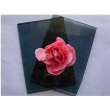 10mm Dark Grey matizado Float Glass com certificado Ce