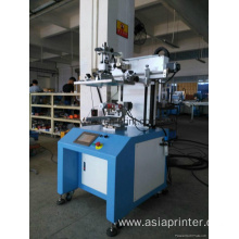 Semi-automatic Screen Printer with Servo system for cosmetic bottles