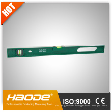 Cast aluminium spirit level
