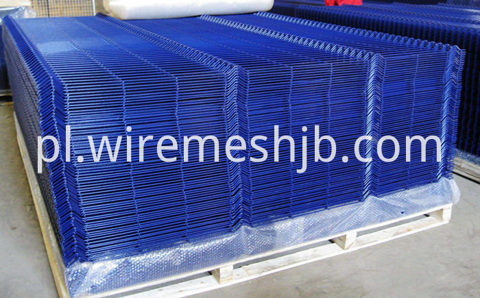 Welded Mesh Fence Panels