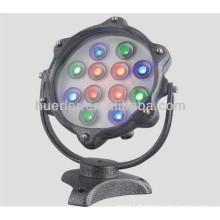 Haute qualité, bon prix Éclairage paysager avec CE RoHS 85-265v 12w 18w rond led inondation ronde