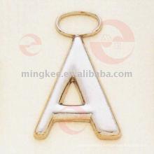 """Letter-""""A"""" Zipper Puller / Slider (G8-159A)"""