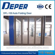 Puerta plegable automática de alta calidad Deper