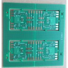 Best Quality for Best RF PCB,RF Electronic PCB,RF Design PCB,Specialize Flex RF PCB for Sale 2 layer TG170  matt green RF Power PCB export to Russian Federation Importers