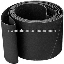 SATC--Silicon carbide gxk51 abrasive belt for metal and stone
