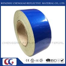 Haute qualité bleu auto adhésive feuille/bande réfléchissante (C1300-OB)