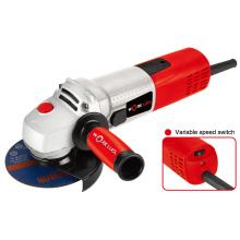 Rectificadora angular 900W 115 / 125mm Herramienta eléctrica AG5252V Rectificadora angular del estabilizador