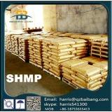 Sodium Hexametaphosphate In Chemicals