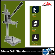 Stand de broca manual a motor Powertec (96206)