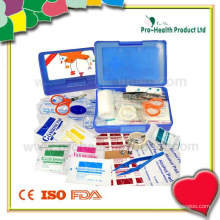 Plastic First Aid Kit Box (PH028)