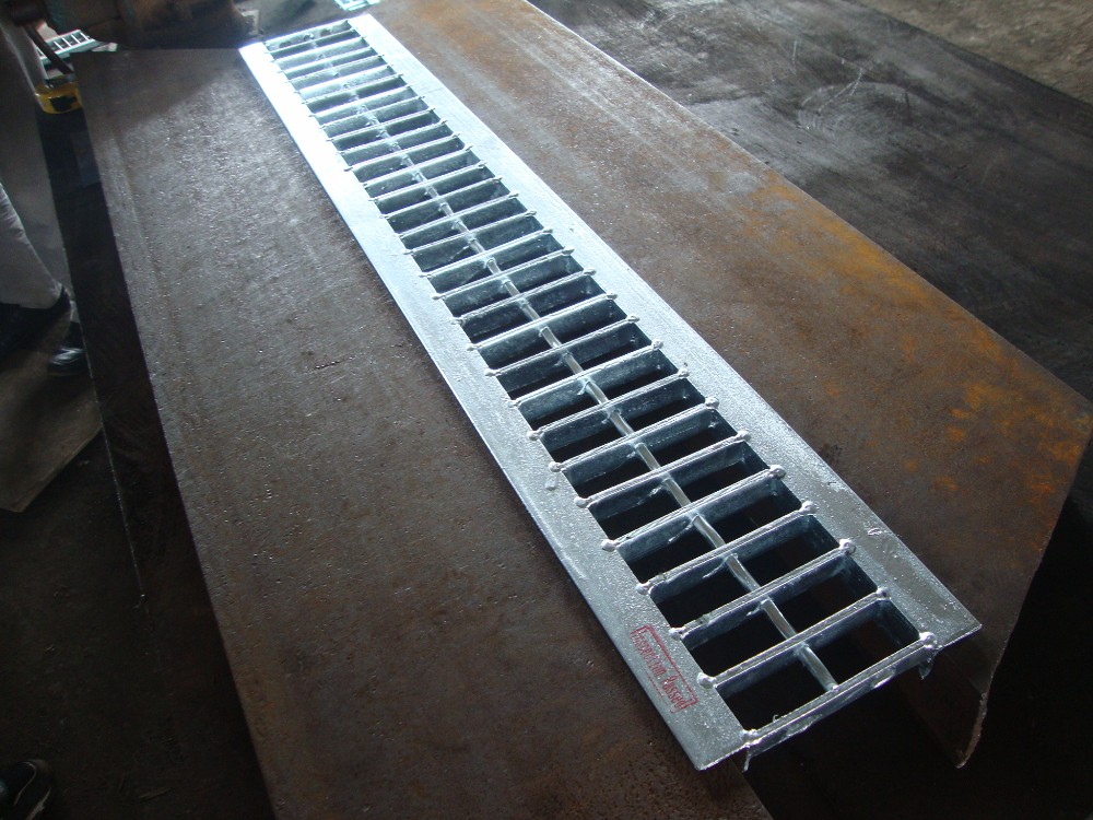 galvanized drainage grating