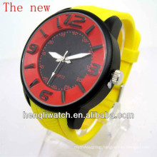 Hot Fashion Silicone Watch, Best Quality Watch 15076