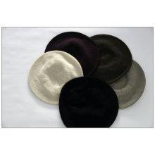 100% cashmere female hat