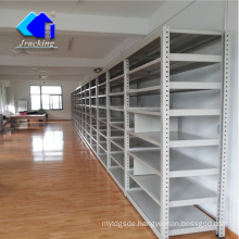 Warehouse light duty steel storage rack for wine bottles