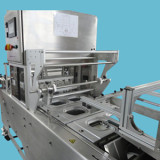 CCP-FK1840 Double row full automatic sealing machine