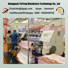 Mejor Precio Comercial Usado Embroidery Machine Quilting for Bed Sheet