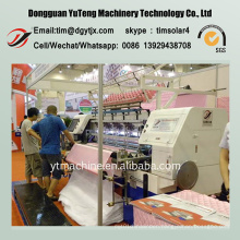 Best Price Commercial Used Embroidery Machine Quilting for Bed Sheet