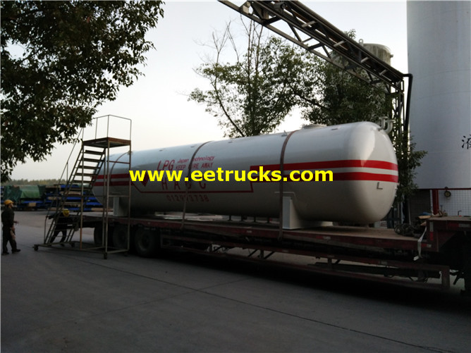 48cbm LPG Station Tanks