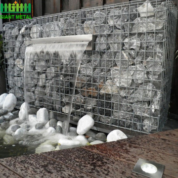 jualan panas Hesco Bastion / Welded Gabion Box