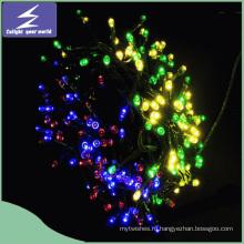 Солнечный светодиодный рождественский свет для вечеринки