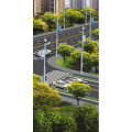 LED Intelligent Street Lamp-serie