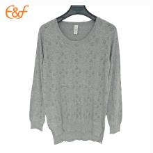 Patrones que teje Fancy Ladies Knitting Crochet Sweater
