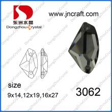 Galactic Flat Back Glass Rhinestones (DZ-3062)