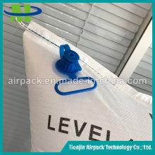 Air Bag em Plástico Branco Dunnage