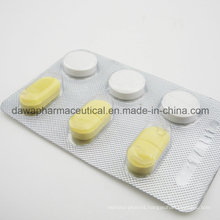 Compound Antimalaria Artemisinin Piperaquin Tablet