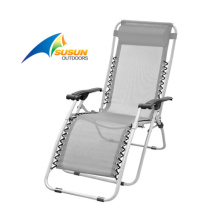 Adjusted Garden Recliner Chair