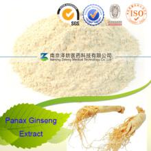 Panax Extracto de raíz de Ginseng Cosméticos