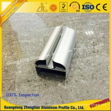 Purificação de Perfil de Extrusão de Alumínio para Sala Limpa em Laboratório ou Fábrica