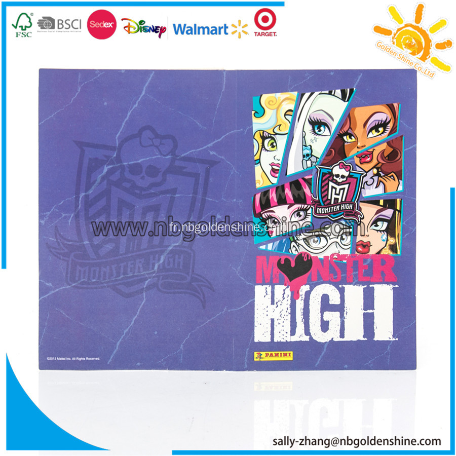 Monster High Sticky Note