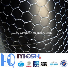 hexagonal mesh/galvanized hexagonal wire mesh/pvc coated hexagonal wire mesh