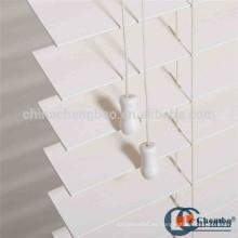 Persianas horizontales de los toldos de la falsa madera de la alta calidad