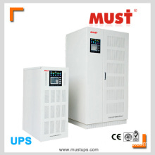 Office Use Easy Operation 3 Phase UPS Online ISO Certificate Low Frequency UPS 100-160kVA