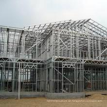 Vorgefertigte Büro Hotel Stahlbau Gebäude