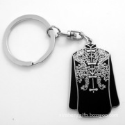 Promotion Metal Clothes Keychain (XS-CM01)