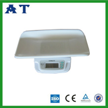 Electronic baby fat scale