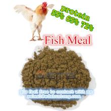 Repas de protéine de riz pour la protéine 60 min