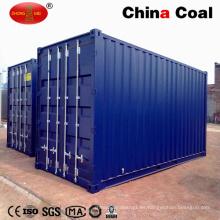 20FT 20 'Gp almacenamiento de carga aislada Transpiración Precio del contenedor