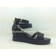 Newest Design Simple Lady Fashion Sandal