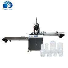 Polystyrène polyester polypropylène polycarbonate polyéthylène machine de découpe de bouteilles