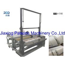 China Fabricação Profissional Tecido Não-Tecido Sliding Rewinder