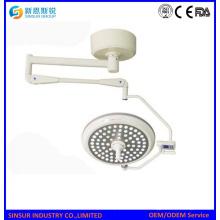 Instrumento quirúrgico LED de un solo techo sin sombras sala de operaciones de la lámpara Precio